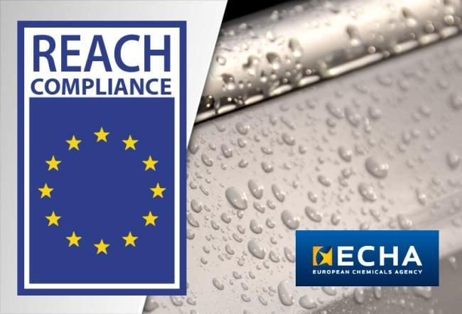 Reach Compliance ECHA Cromo VI